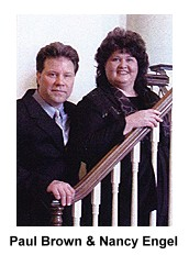 Paul Brown & Nancy Engel