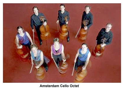 Amssterdam Cello Octet
