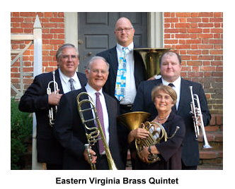 Eastern Virginia Brass Quintet